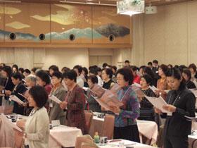 婦人団体幹部研修会画像2