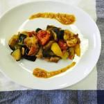 夏野菜ラタトゥイユ
